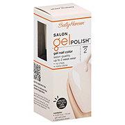 Sally Hansen Salon Gel Polish Gel Nail Color Sheer Ecstasy