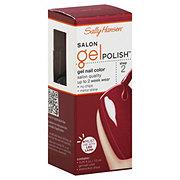 Sally Hansen Salon Gel Polish Gel Nail Color Wine Not