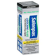 Salonpas Lidocaine Plus Rollon Rain Relieving Liquid