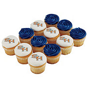 Sam Houston Cupcakes