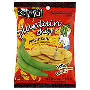 SaMai Jungle Chili Plantain Chips