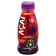 Sambazon Organic Acai Energy Superfood Juice Blend