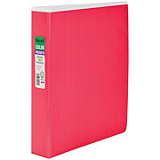 Samsill Color Pockets Tinted View Fashion Binder, Assorted Colors