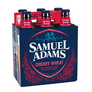 Samuel Adams Cherry Wheat Beer 12 oz  Bottles