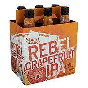 Samuel Adams Rebel Grapefruit IPA Beer 12 oz  Bottles
