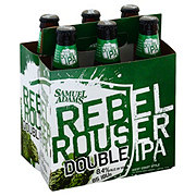 Samuel Adams Rebel Rouser Double IPA Beer 12 oz  Bottles