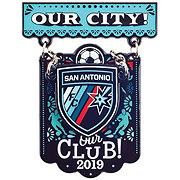 San Antonio FC 2019FiestaMedal