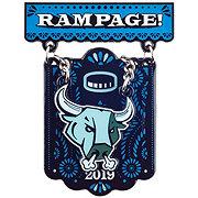 San Antonio Rampage 2019 Fiesta Medal