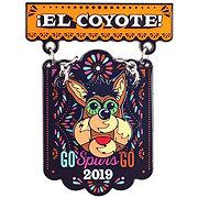 San Antonio Spurs 2019 Coyote Fiesta Medal