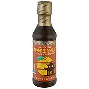 San-J Gluten Free Orange Sauce Asian Glaze & Stir-fry