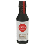 San-J Tamari Gluten Free Reduced Sodium Soy Sauce