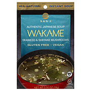 San-J Wakame With Shiitake Mushrooms