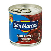 San Marcos Chipotle Peppers in Adobo Sauce