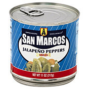 San Marcos Mild Jalapeno Peppers