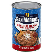 San Marcos Refried Beans with Chipotle