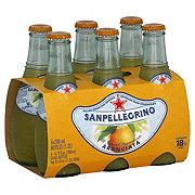 San Pellegrino Arancata Italian Sparkling Orange Beverage 6 PK