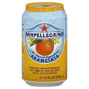 San Pellegrino Aranciata Sparkling Orange Beverage