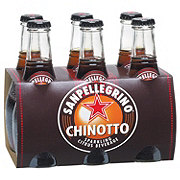 San Pellegrino Chinotto 6.5 oz Bottles