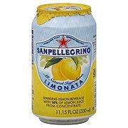 San Pellegrino Limonata Sparkling Lemon Beverage