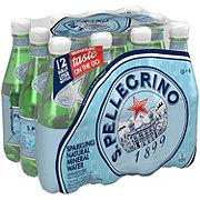 San Pellegrino Natural Sparkling Water, Plastic Bottles