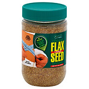 Sanar Naturals Organic Ground Flax Seed Linaza