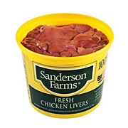 Sanderson Farms Fresh Chicken Liver