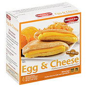 Sandwich Bros Egg & Cheese Flatbread Pocket Sandwiches
