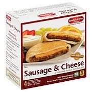 Sandwich Bros Sausage & Cheese Flatbread Pocket Sandwich