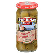 Santa Barbara Anchovy Stuffed Olives