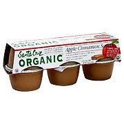 Santa Cruz Organic Apple Cinnamon Sauce