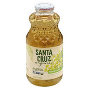 Santa Cruz Organic White Grape Juice