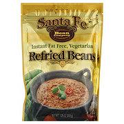 Santa Fe Bean Company Instant Fat Free Refried Beans