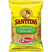 Santitas Tortilla Rounds