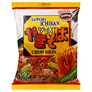 Sapporo Ichiban Noodles Chow Mein