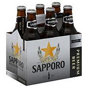 Sapporo Premium Beer 12 oz Bottles