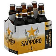 Sapporo Reserve Beer 12 oz Bottles