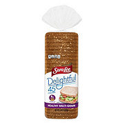 Sara Lee 45 Calories & Delightful 100% Multi-grain Bread