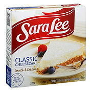 Sara Lee Classic Original Cream Cheesecake