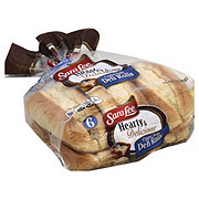 Sara Lee Hearty & Delicious Center Split White Deli Rolls