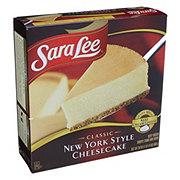 Sara Lee New York Style Classic Cheesecake