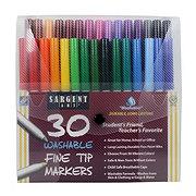 Sargent Art Washable Fine Tip Markers