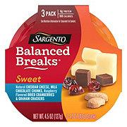 Sargento Sweet Balanced Breaks Cheddar Chocolate Chunks