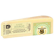 Sartori Classic Asiago Wedge Cheese