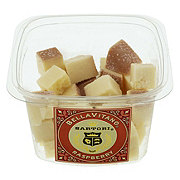 Sartori Raspberry Bella Vitano Cube Cheese