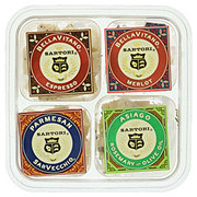 Sartori Variety Four Cheese Cubes