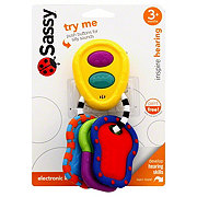Sassy Electronic Keys Toy