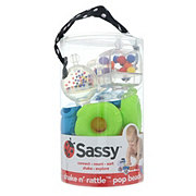 Sassy Shake & Rattle Pop Beads