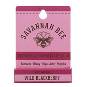 Savannah Bee Co. Wild Blackberry Beeswax Lip Balm