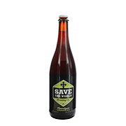 Save the World Apocalypse Quadrupel Bottle