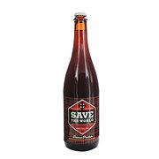 Save the World Belgian Style Scotch Ale Bottle
